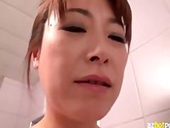 azhotporn.com - breast milk spilling out oriental