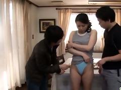 miki sato participates in group sex act