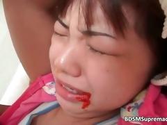 juvenile oriental hoe has her hands tied part8