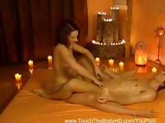 luscious tugjob massage combo