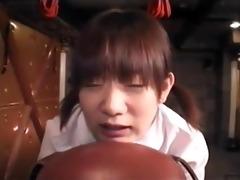 flogging a japanese jk