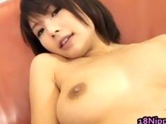 azumi haruski hot oriental model receives cum