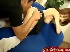 hawt japanese angel auditioning free live sex