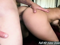 milf a pleasing a-hole does anal