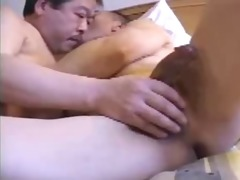 japanese aged fellow fuckfest