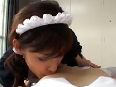 oriental maid