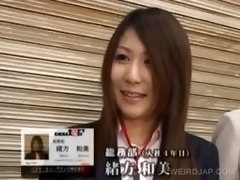 japanese hotties attending a collision