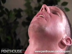 hawt chick engulfing knob and getting a
