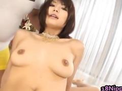 azumi harusaki pretty japanese enjoys part11