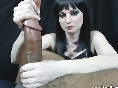 foreign paki goddess sph during cook jerking for