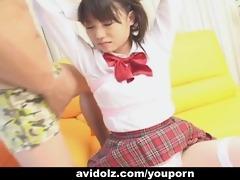 lustful japanese legal age teenager in school