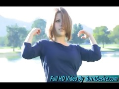 stacey hawt gal natural bumpers brown hair