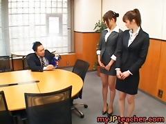 junna aoki and erika kirihara wicked part9