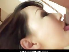 lustful oriental babe anno kiriya receives load