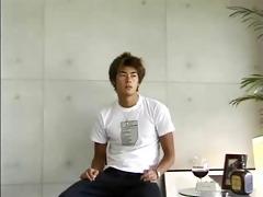 sexy oriental guy
