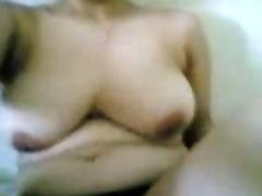malay - corpulent lady undressed