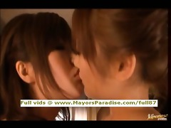 rio hamasaki and kirara asuka oriental women in