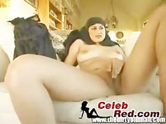 arab legal age teenager drilled for the first