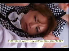 akiho yoshizawa blameless chinese hotty gets wet