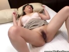 oriental woman receives pussyfucked
