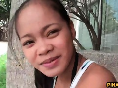 foreplay with a filipina for money