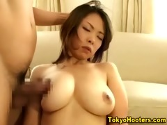 hirsute cum-hole asian hoe sucks shlong