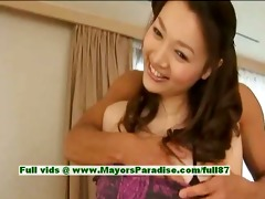 mai uzuki virginal cute asian honey acquires twat
