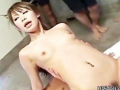 yuu kawano cum from all sides part5