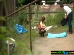 outdoor hardcore sex with wench japanese hawt
