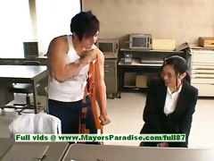 sora aoi virginal naughty oriental secretary