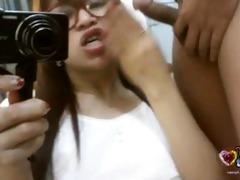vitress tamayo with kitty glasses on engulfing