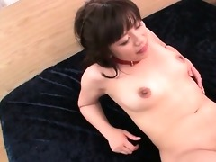 oriental chick receives double screwed and
