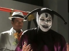the joker has trio pleasure with slutty part5