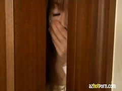 azhotporn.com - oriental lesbo some intercourse