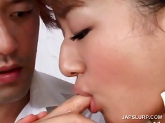 close-up with legal age teenager oriental whore