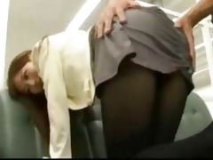 japanese office marvelous beauty gratified and