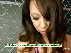 asuka virginal naughty chinese hottie gets her