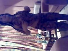 moroccan gal dancing topless