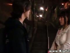 big titted japanese nurse sucking cock