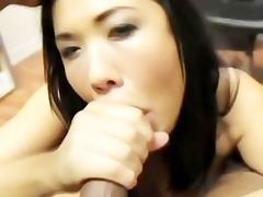 oriental class b - fellatio creampie compilation