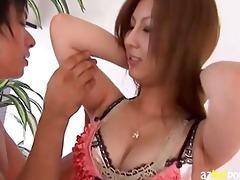 pervert teasing gap sex tool facials
