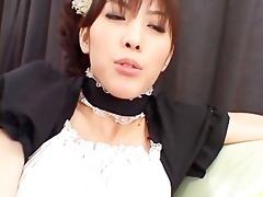 riko tachibana likes to engulf and fuck.