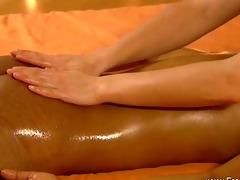 raunchy massage relaxation