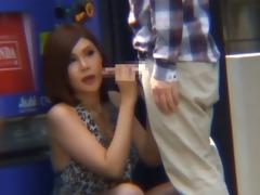 oriental public sex