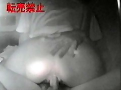 car sex discharge by infrared camera voyeur