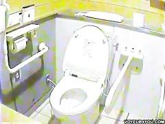 racing circuit female lavatory
