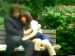 japanese sex in the park