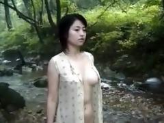 azumi kawashima s garb in the river