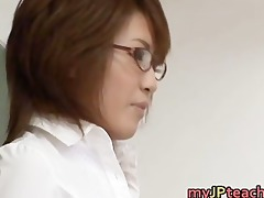 hawt japanese teachers and lots of sex part6
