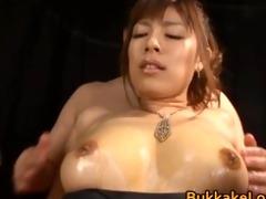 chloe fujisaki oriental doll acquires threesome